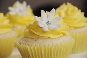 Yellow कपकेक ♥
