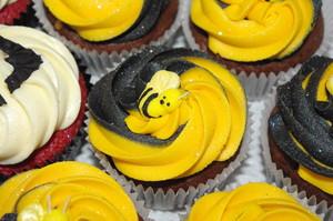 Yellow bolo de copo ♥