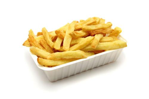 Yellowish brown Fries