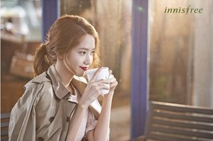 YoonA for 'Innisfree'