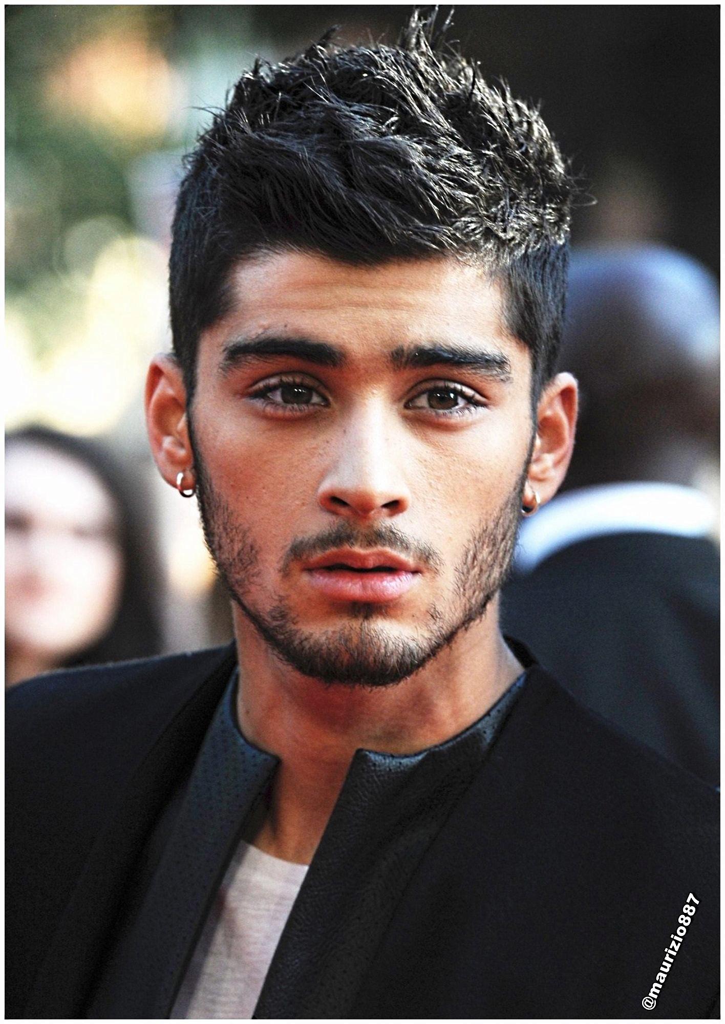 Zayn Malik | one direction Ear Piercing Tumblr