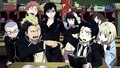 blue-exorcist - all the exorcist peeps wallpaper