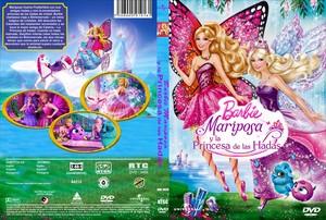 búp bê barbie mariposa 2 dvd latino