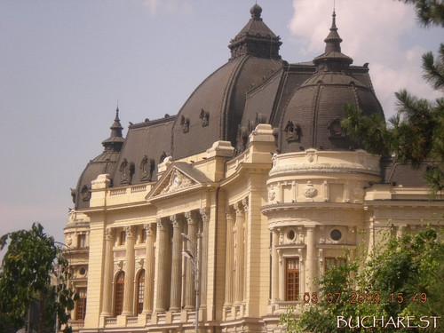beautiful Bucharest Bucuresti Romania