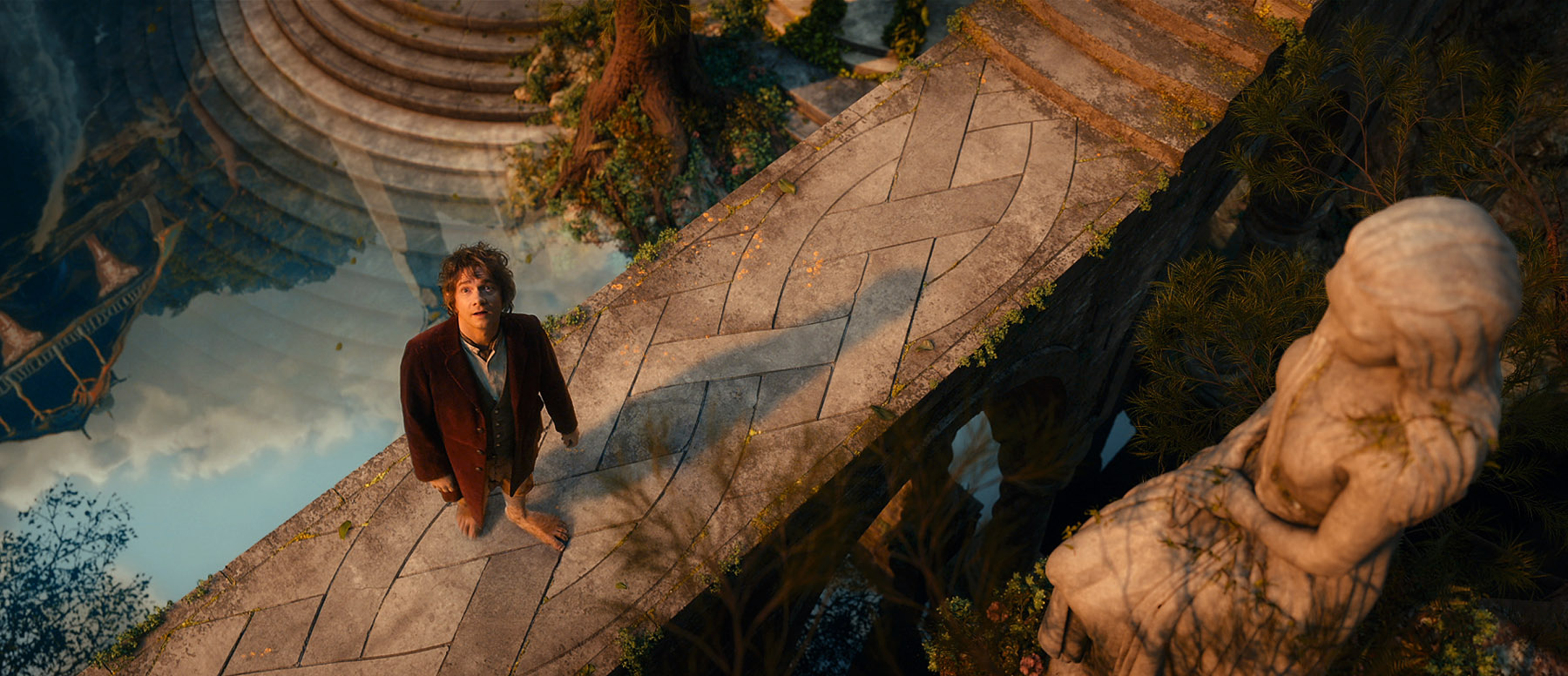 the character and role of bilbo baggins in jrr tolkiens the hobbit