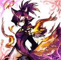 blaze the cat (human)