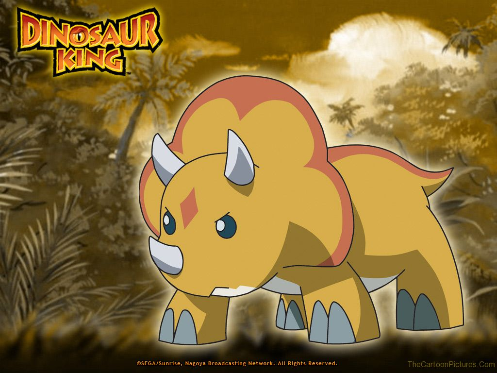 Dinosaur king images chomp in chibi life hd wallpaper and background photos 35340540 - Dinausaure king ...