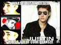 cool justin - justin-bieber fan art