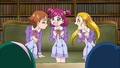 cure leamonade,cure rouge,cure dream photo - yes-pretty-cure-5 photo