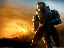 Halo wallpaper with a rifleman titled epic HALO pictures