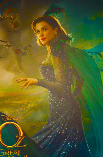 OZ: The Great and Powerful wallpaper probably containing a portrait entitled evanora