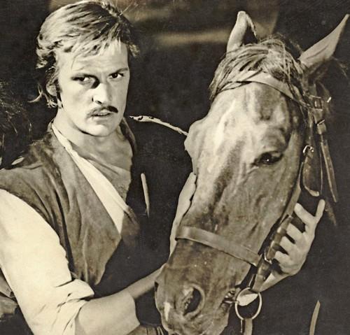 Haiducii lui Sapte cai 1970 famous romanians men actors