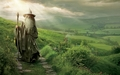 gandalf in the shire