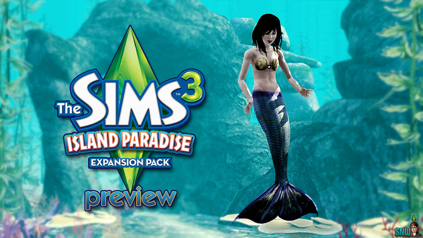 Sims3 Island Paradise Images HD Wallpaper And Background Photos