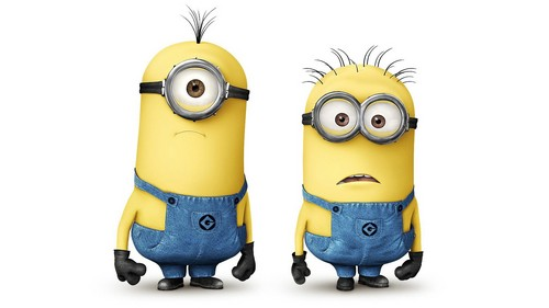 Despicable Me Minions wallpaper entitled minion
