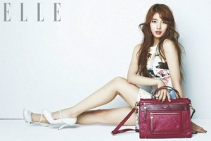 miss A's Suzy for 'Elle'