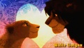 nala and simba_it is all quiet - lion-king-fathers-and-mothers wallpaper