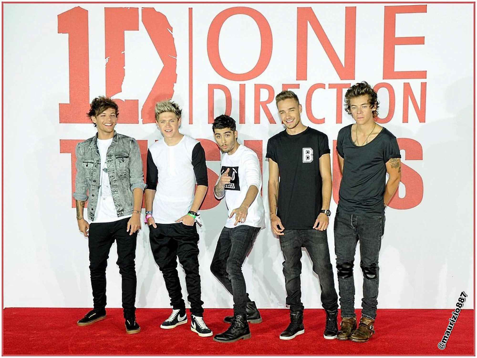 Foto 2013 one direction