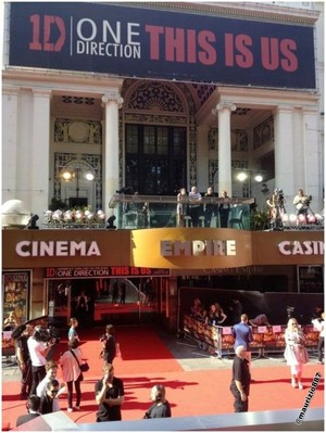 one direction,This is Us .movie 2013