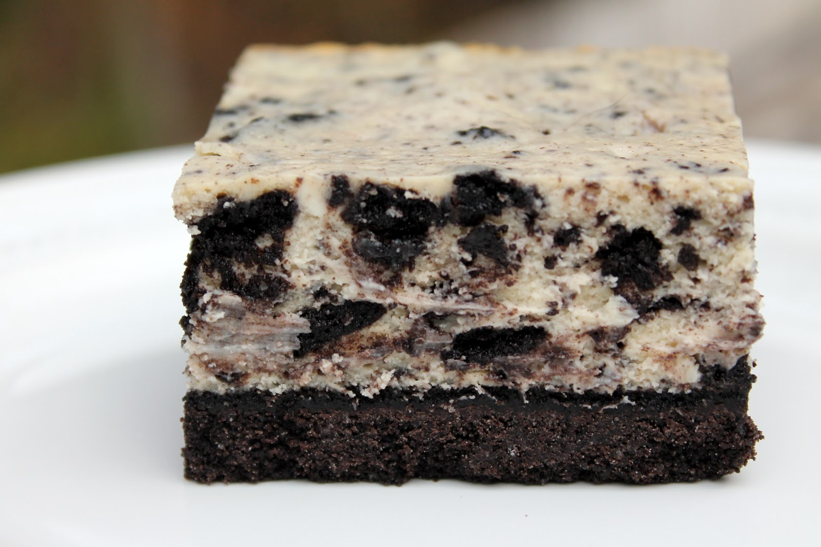 Oreo Cooki Ice Cream Cake