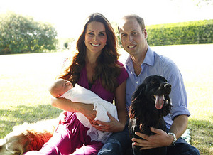 prince george ,william and kate