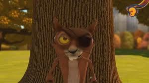 red गिलहरी