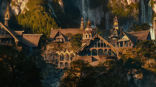 The Hobbit An Unexpected Journey Wallpaper Called Rivendell