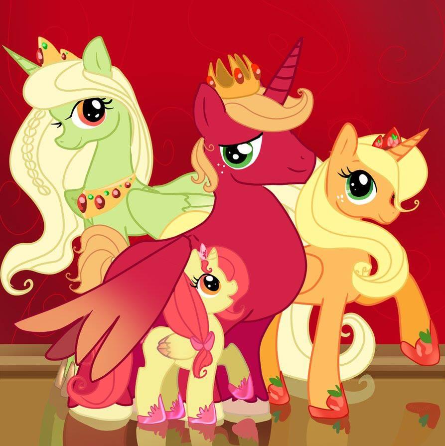 royal apple family