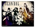 scandal band - scandal fan art