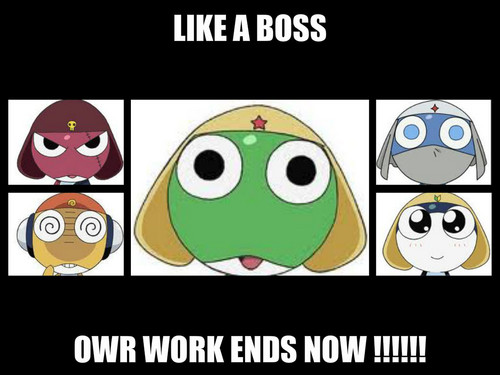 Sgt. Frog (Keroro Gunso) wallpaper possibly containing anime called sgt frog