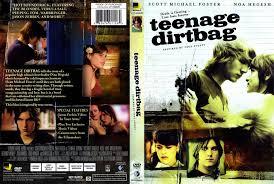teenage dirtbag dvd case
