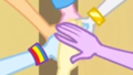 the mane6's hands
