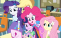 the mane6 without rainbow dash
