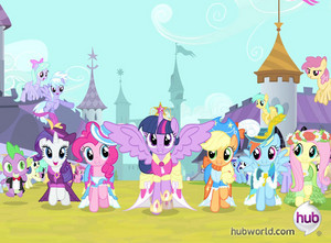 when twilight became a princeces