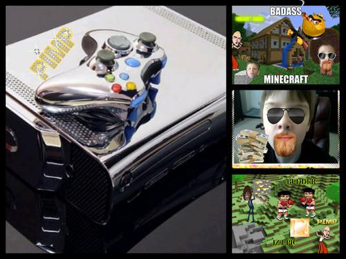 xbox Minecraft (Майнкрафт)
