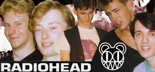 Radiohead Images Young Radiohead Wallpaper HD Wallpaper