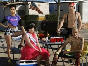 'America's siguiente parte superior, arriba Model: Guys and Girls' Episode 5 Photos: Trailer Park Chic