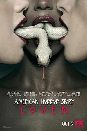 'American Horror Story':  new poster for 'Coven'