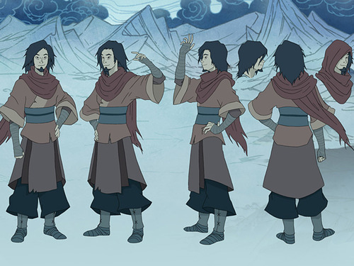 Avatar: The Legend of Korra wallpaper entitled  Avatar Wan 2