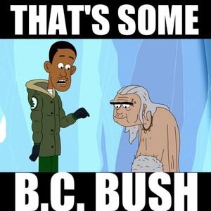 #BCBush