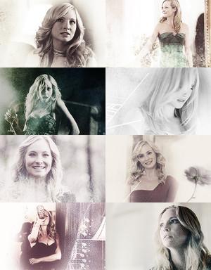 » Caroline Forbes (The Vampire Diaries)
