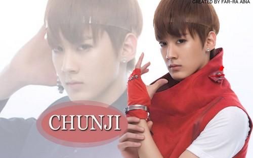 Chunji <3 wallpaper entitled ♣ Chunji ♣