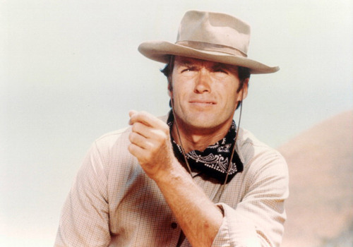 Clint as Rowdy Yates ☆ - Clint Eastwood Photo (35436342 ...