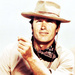 ★ Clint as Rowdy Yates ☆   - clint-eastwood icon