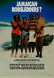 """Cool Runnings"" Movie Poster"