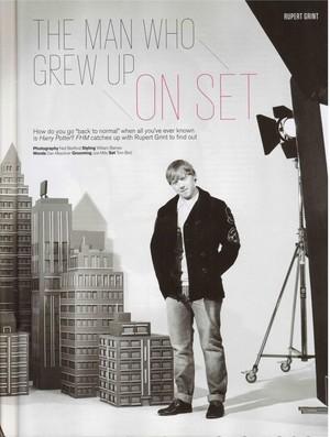 FHM magazine style issue 2013