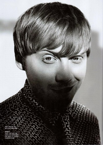 Rupert Grint wallpaper called FHM magazine style issue 2013