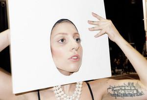 """Gaga rehearsing #2"" - (by Terry Richardson)"