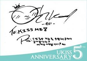 ♣ Happy 5th Anniversary U-Kiss ♣