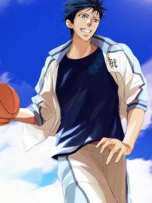 ♪ღ♪•«Happy Birthday Aomine♪ღ♪(31.08.13)